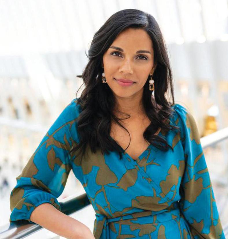 Womankind CEO Nikita Sheth