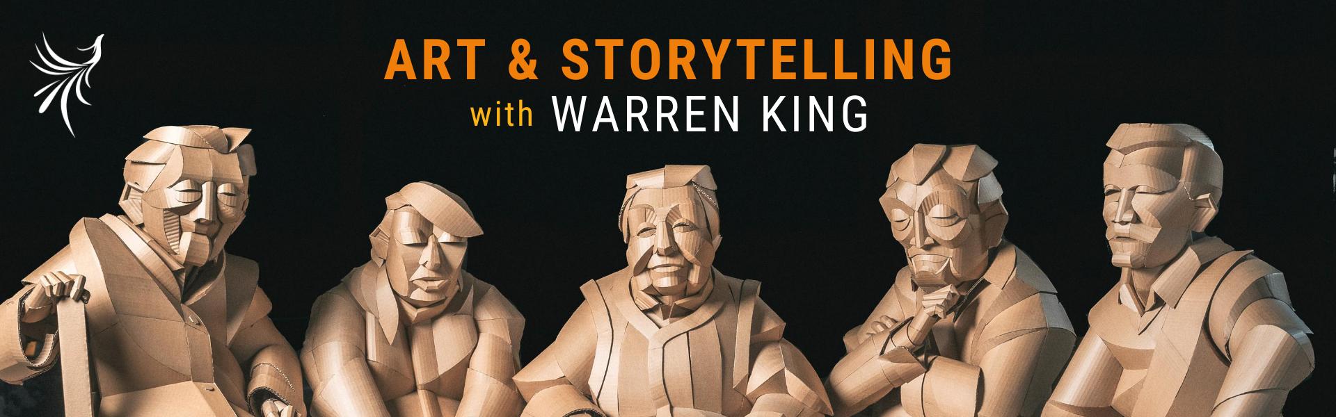 2020 Warren King Website Header