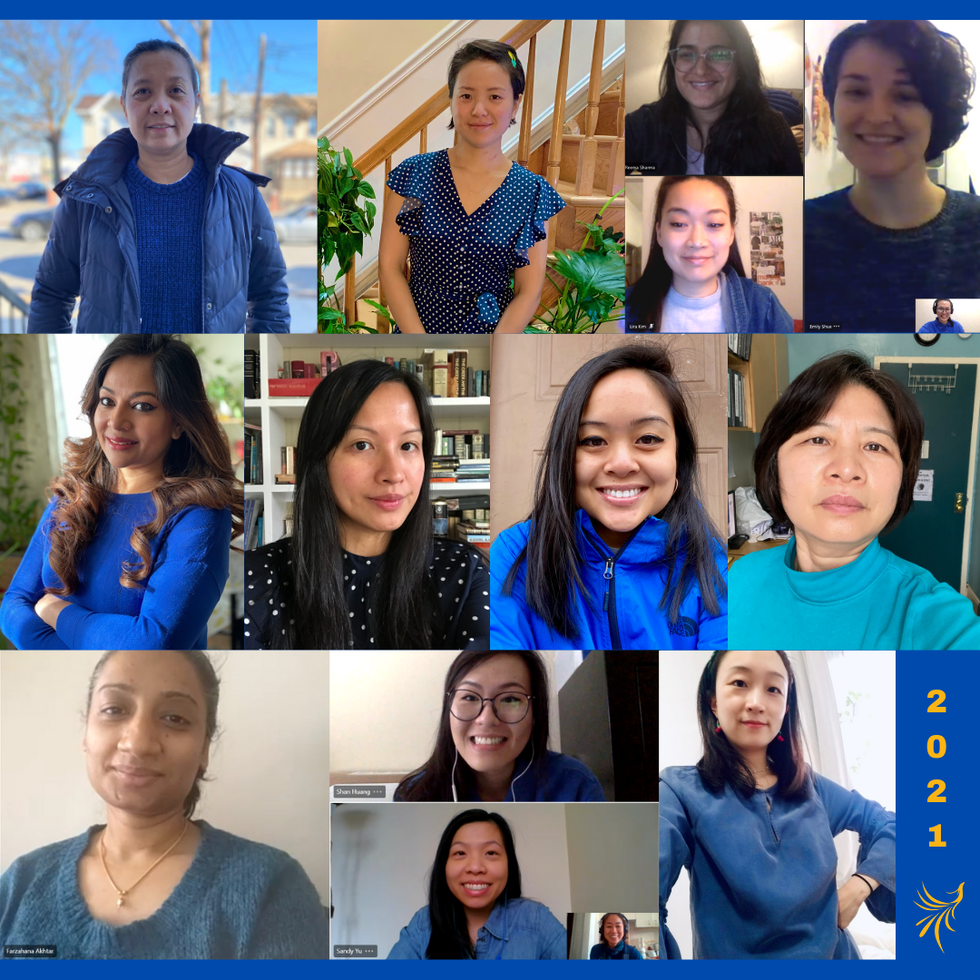 2021 HT Wear Blue Day SM