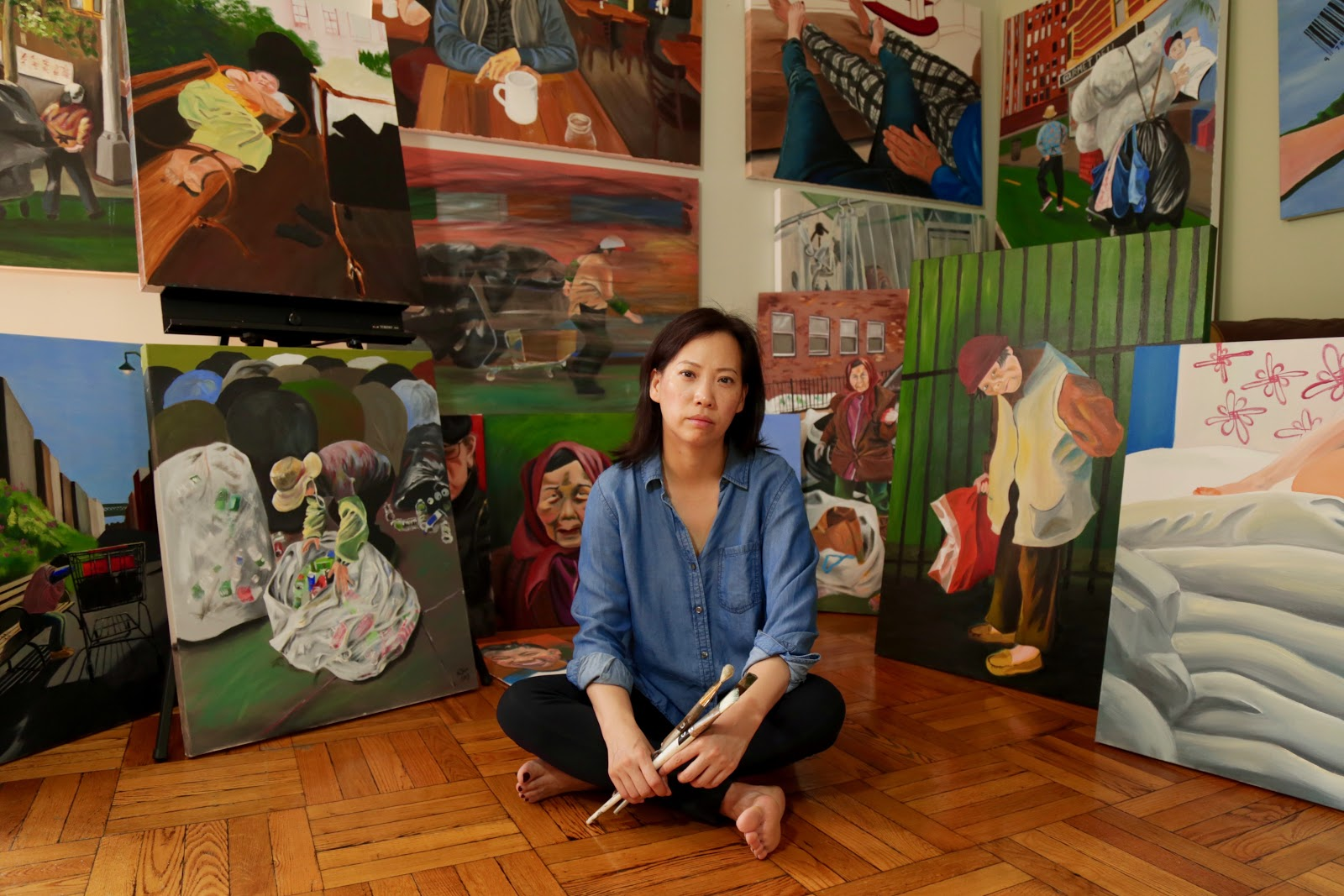 Joane Artist Photo3- Wide